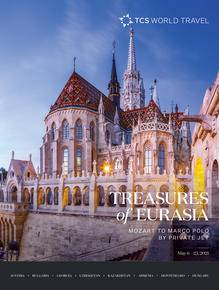 Treasures of Eurasia mini brochure